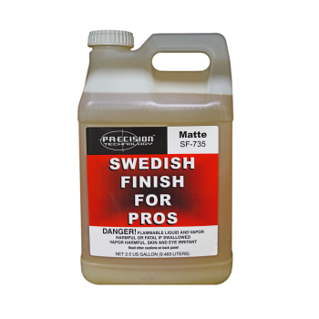 Precision Swedish Finish